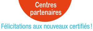 Centres partenaires