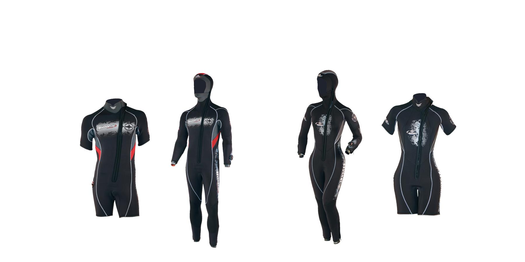 focea comfort 4 gabarit photos couv 1800x900 - Un vêtement humide idéal pour les eaux froides et tempérées