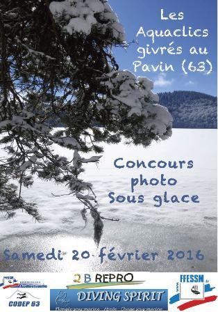 Affiche 2016 © CD 63