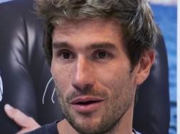 Guillaume Néry au Salon de la plongée 2016