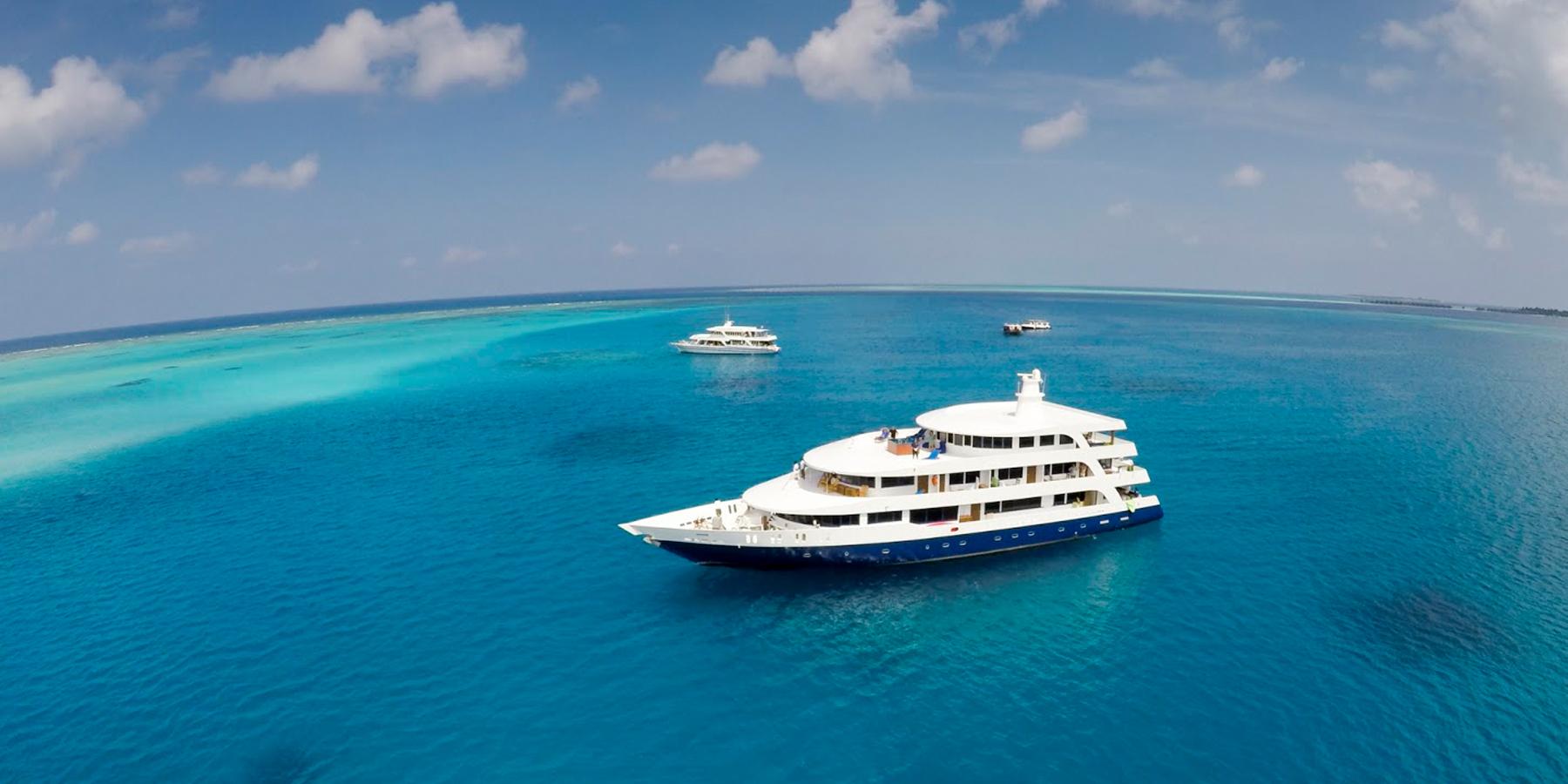 201511 mld soleil 2 ecran - Le Soleil 2 : un nouveau bateau pour découvrir les Maldives