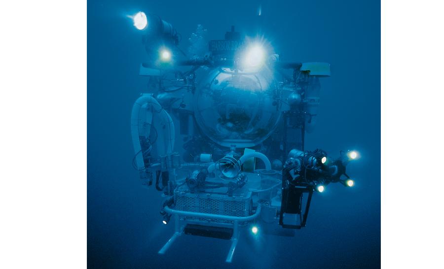 Le submersible américain « Johnson Sea Link-1 » de l'institut de recherche Harbor Branch © 2006 Institution océanographique Harbor Branch