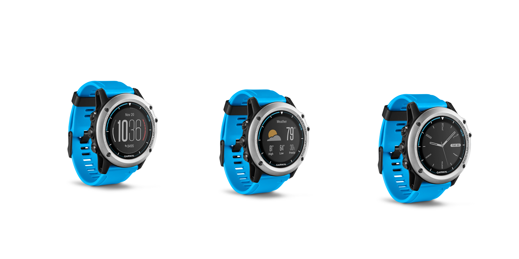 QUATIX3 - Une montre pour toutes les activités nautiques