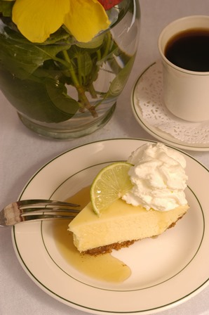 La fameuse Key lime pie © Bob Krist-Florida Keys News Bureau