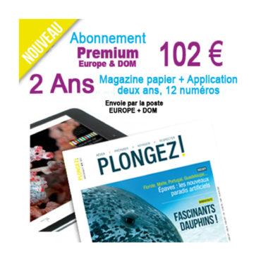 abonnement 2 ans premium europe 20161