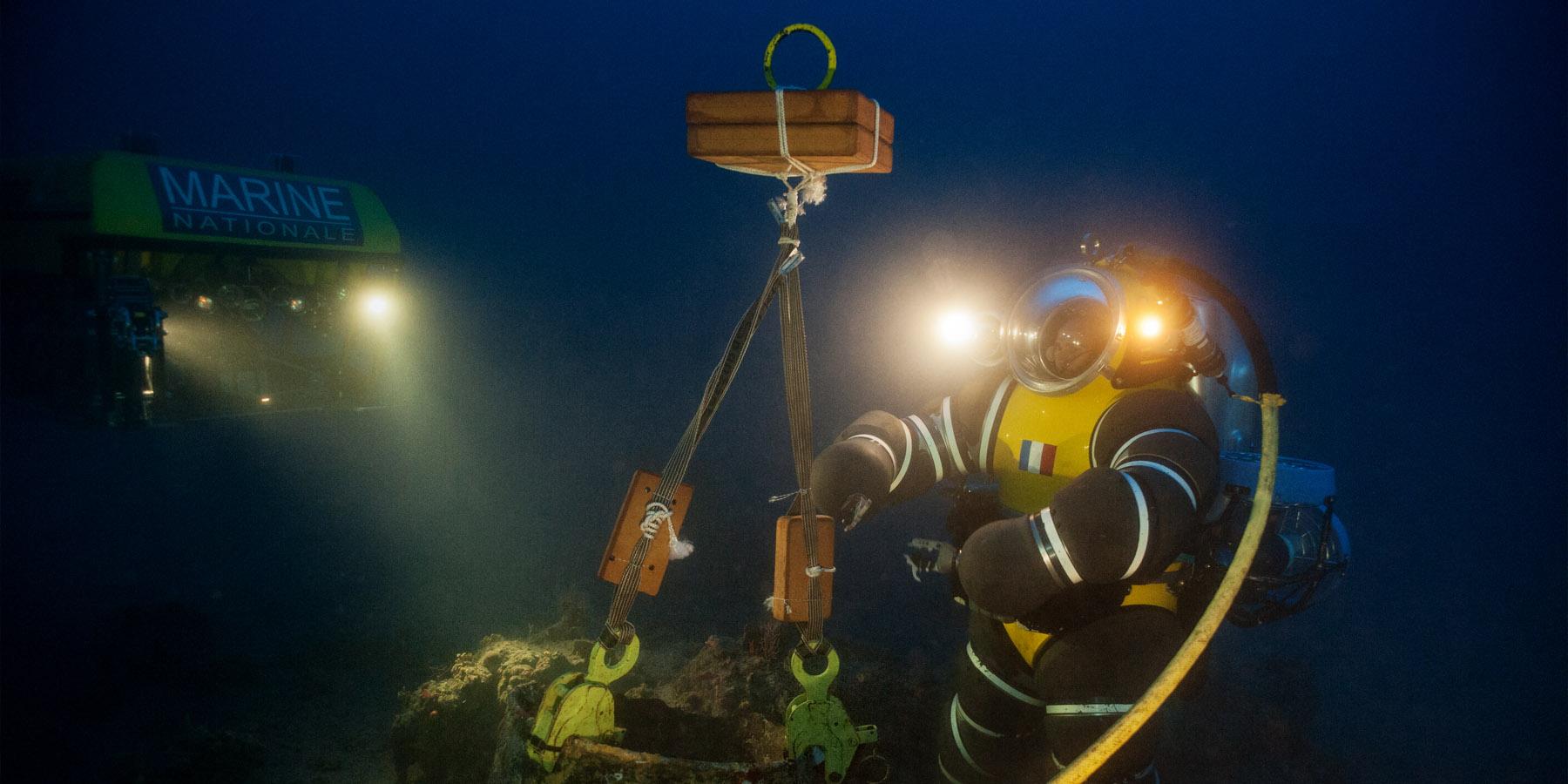 archeologie - Exposition 'Mémoire à la Mer' au musée d'histoire de Marseille