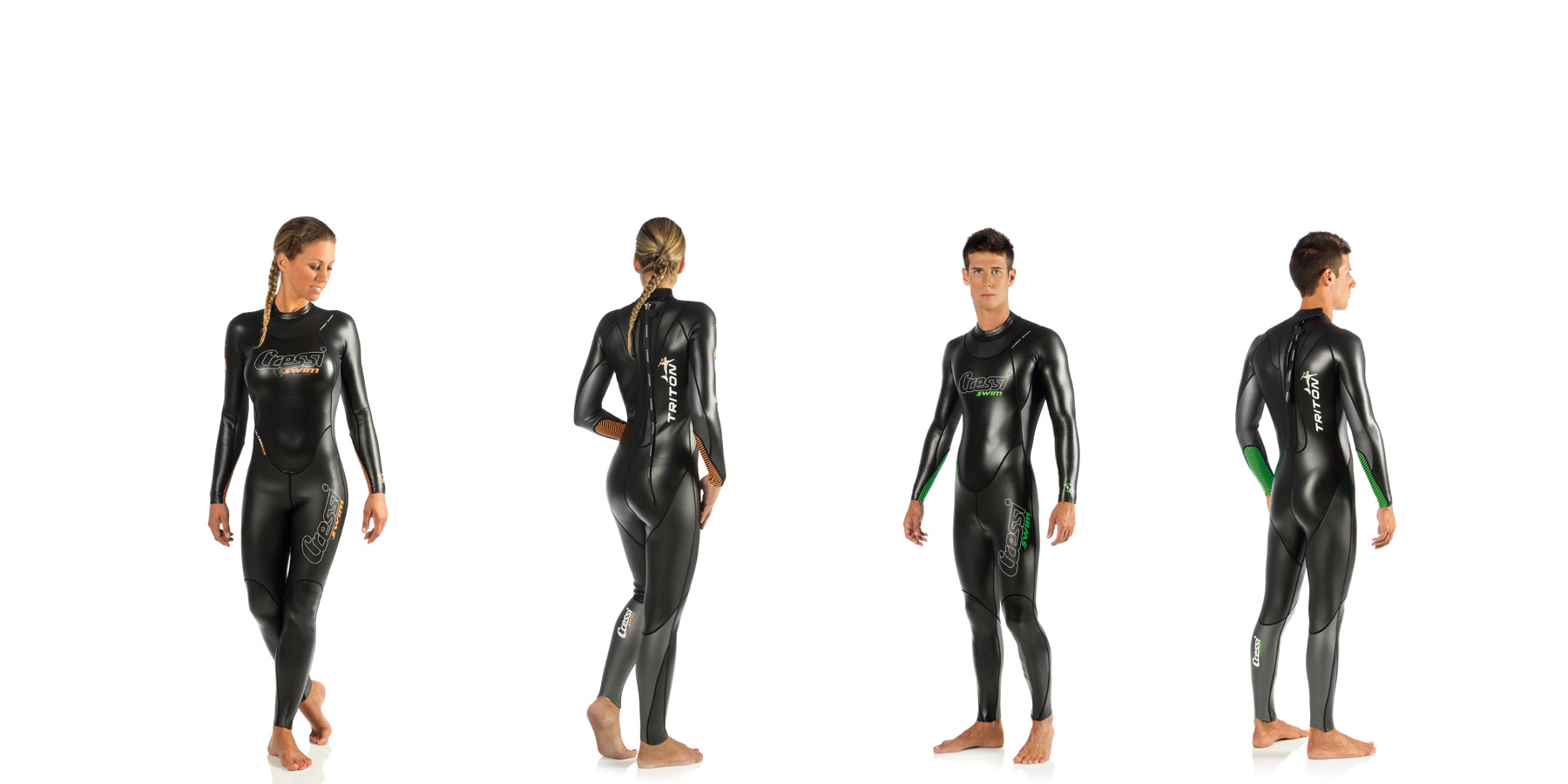 triton - Une combinaison très technique pour la nage et l'apnée