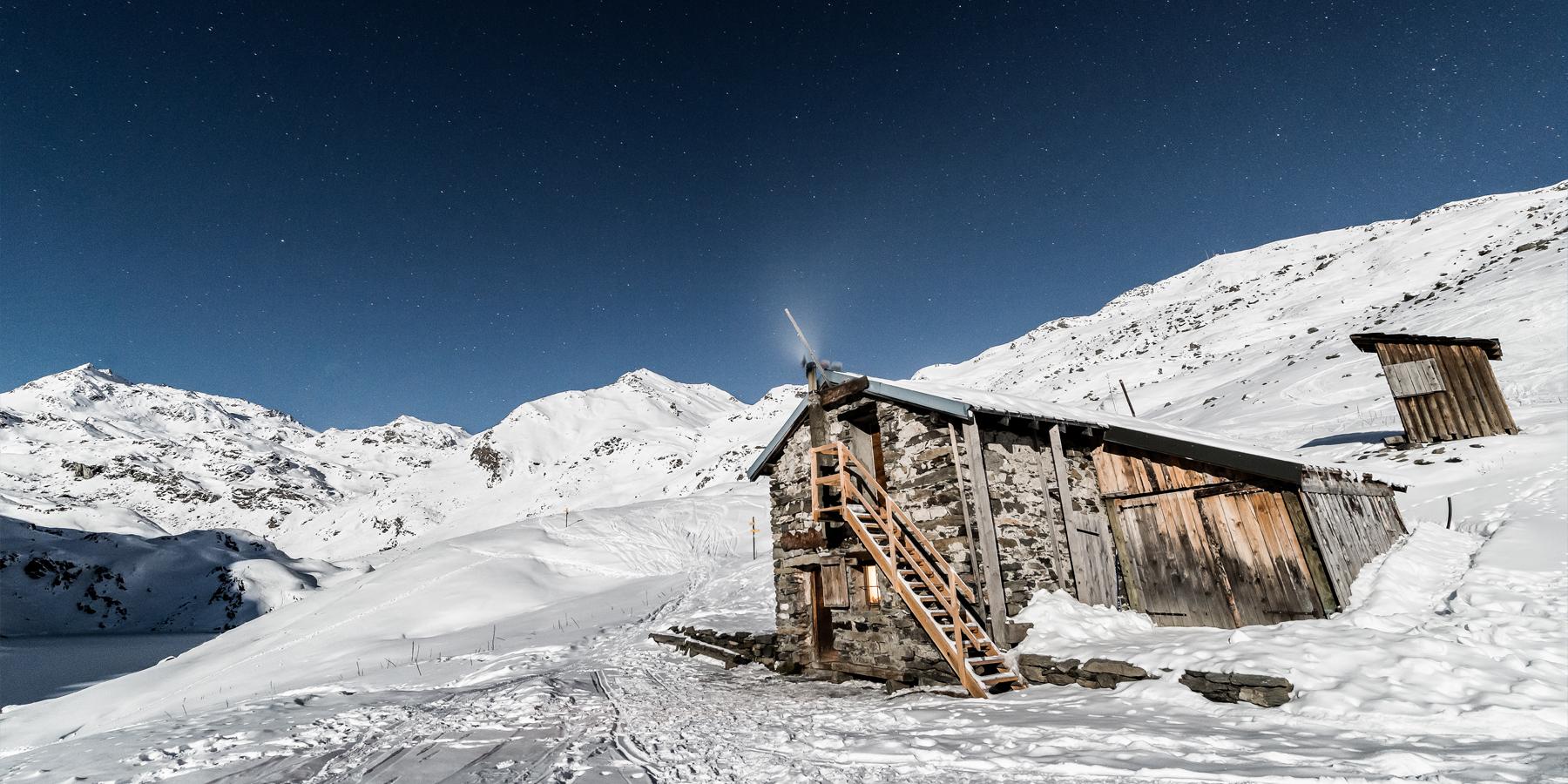 valthorensandyparant - Plongée sous glace à Val Thorens