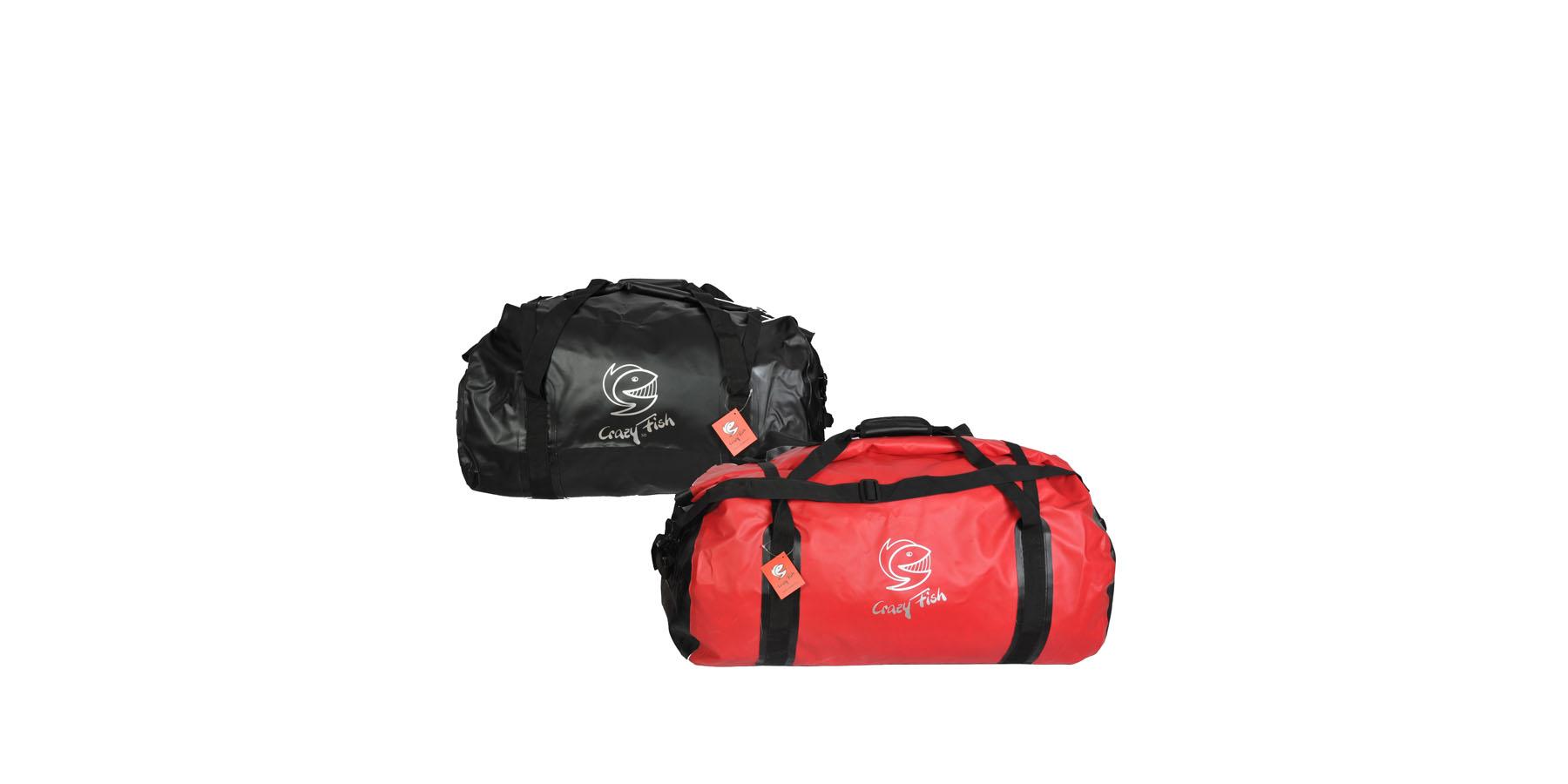 voyager crazyfish - Un sac étanche pour abriter vos petites affaires