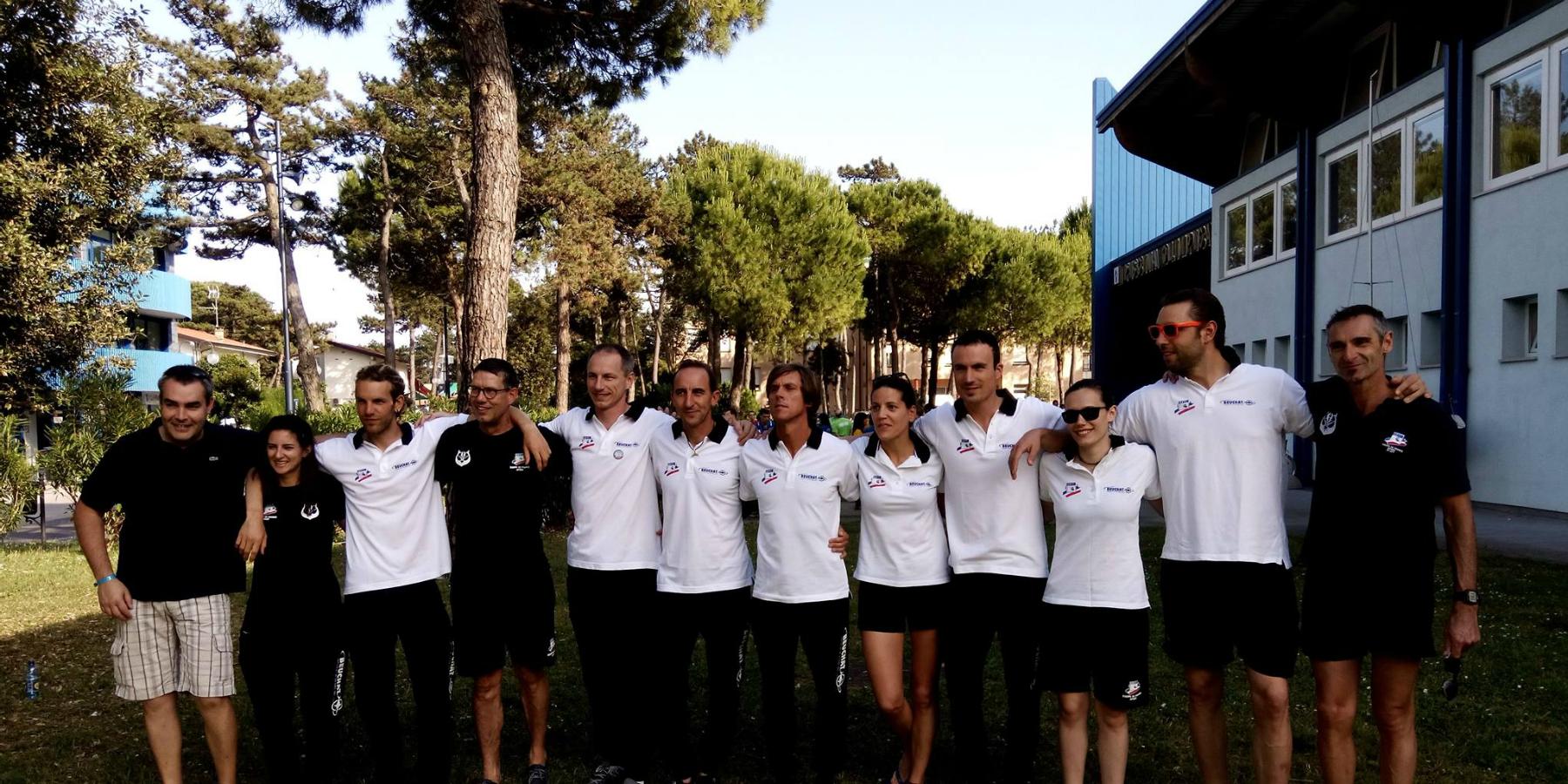 equipe - Championnats du monde d'apnée CMAS : retour triomphant des Français