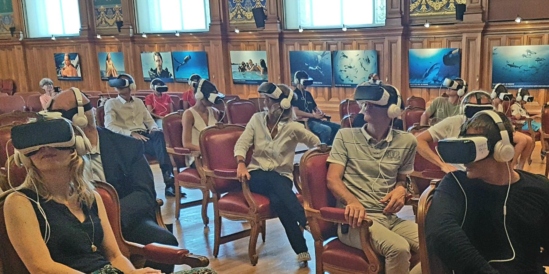 20160712 162944L - Immerseave 360°, nouvelle animation au musée océanographique de Monaco