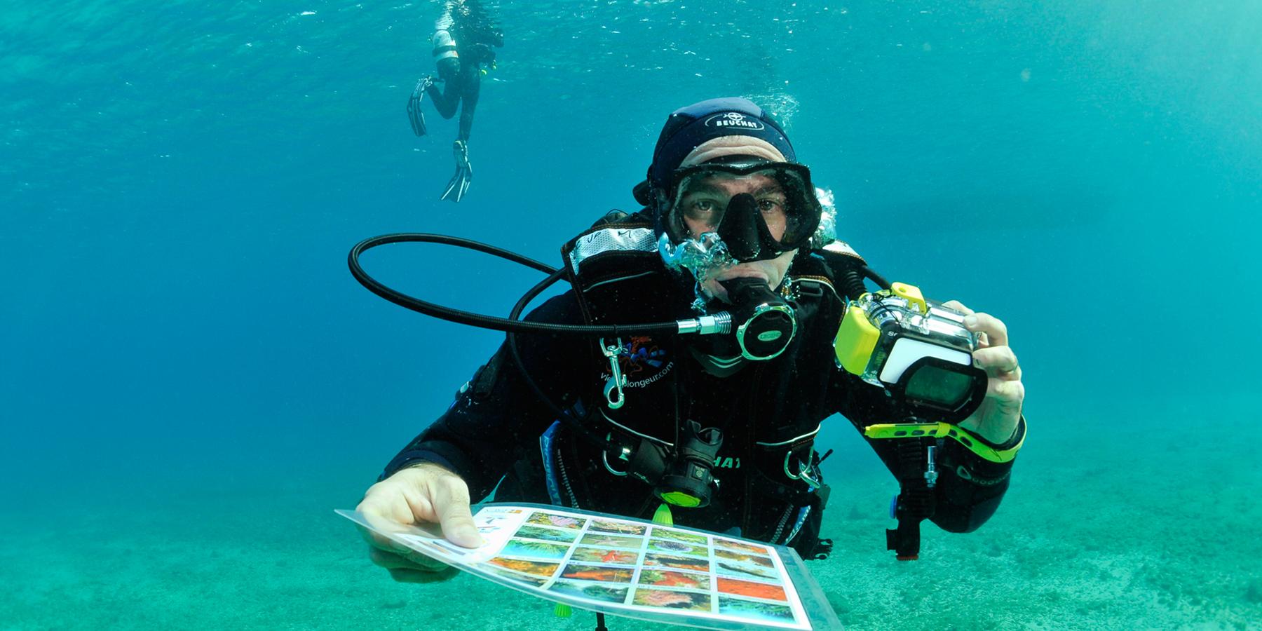 Challenge Fun Explorers ©Yvan Chocoloff  Objectif Atlantide1 - Objectif Atlantide : des chasses aux trésors en Méditerranée et ailleurs