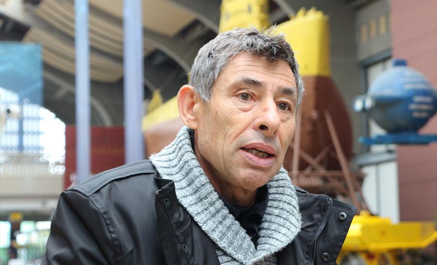 François Sarano une âme d'aventurier © Cité de la mer