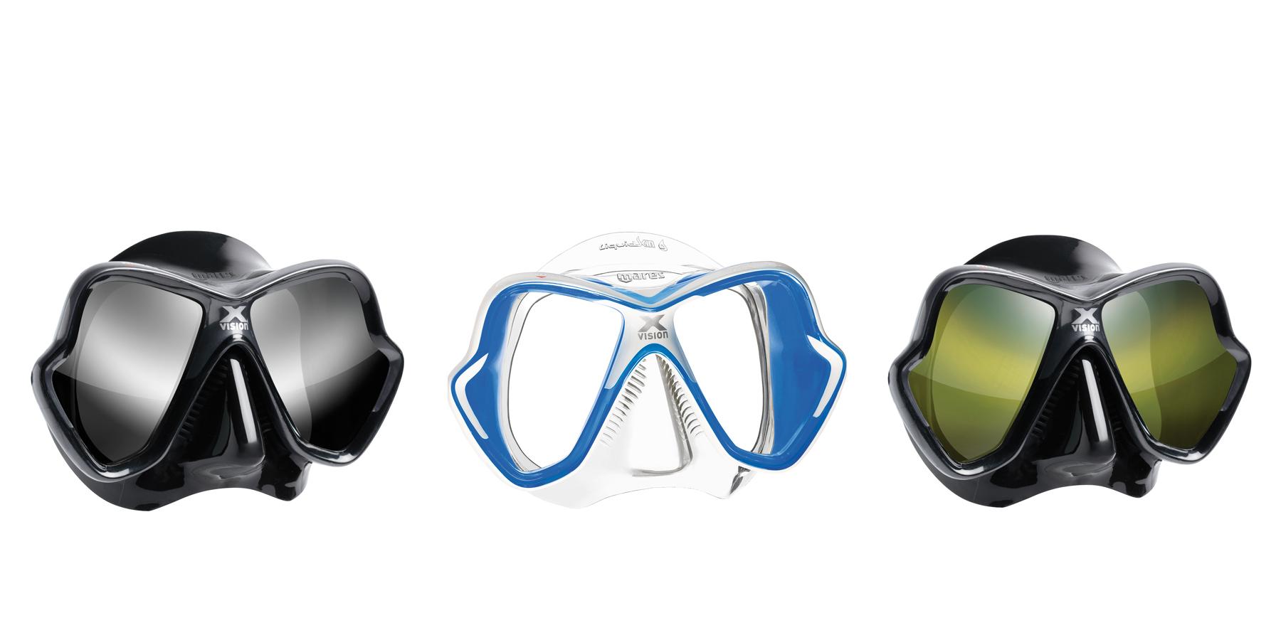 xvision - Nouveau silicone 'ultra clear' pour le X-Vision