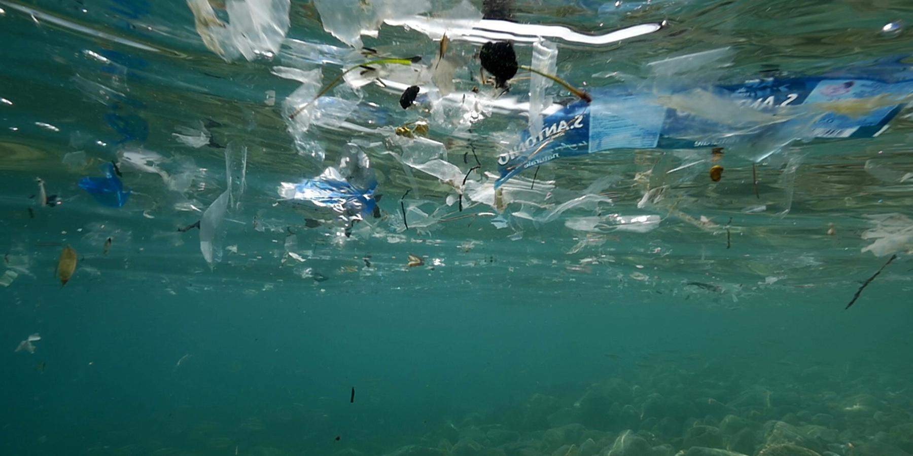 pollution1 - Télé : 'Océans, le mystère plastique' le 17 septembre à 22h20 sur Arte