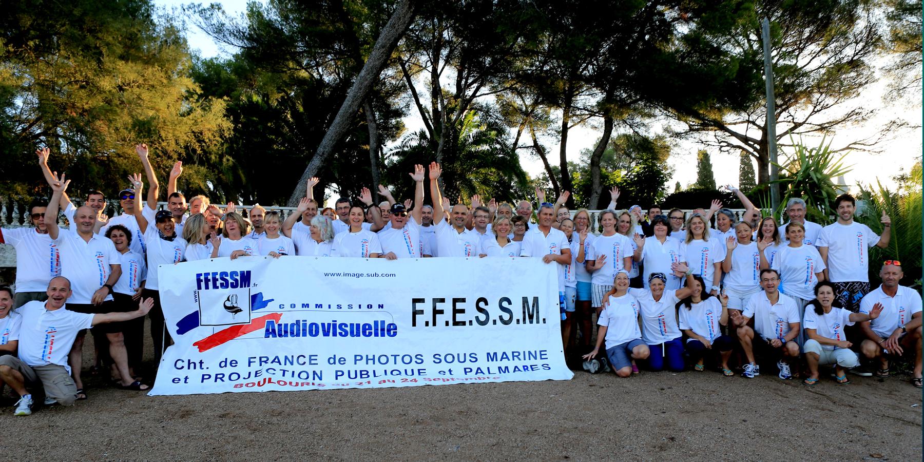 photogroupe 36emeconcours photo - 36è championnat de France de photo sous-marine : les résultats