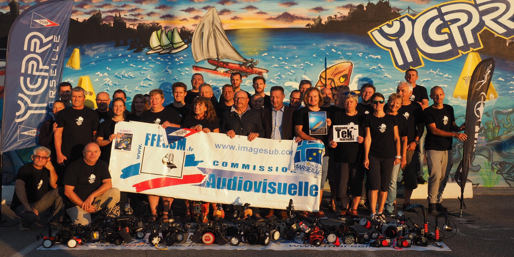PA080082 Kamel Benabid - Photos sous-marines : les résultats du 2è challenge YCPR à Marseille