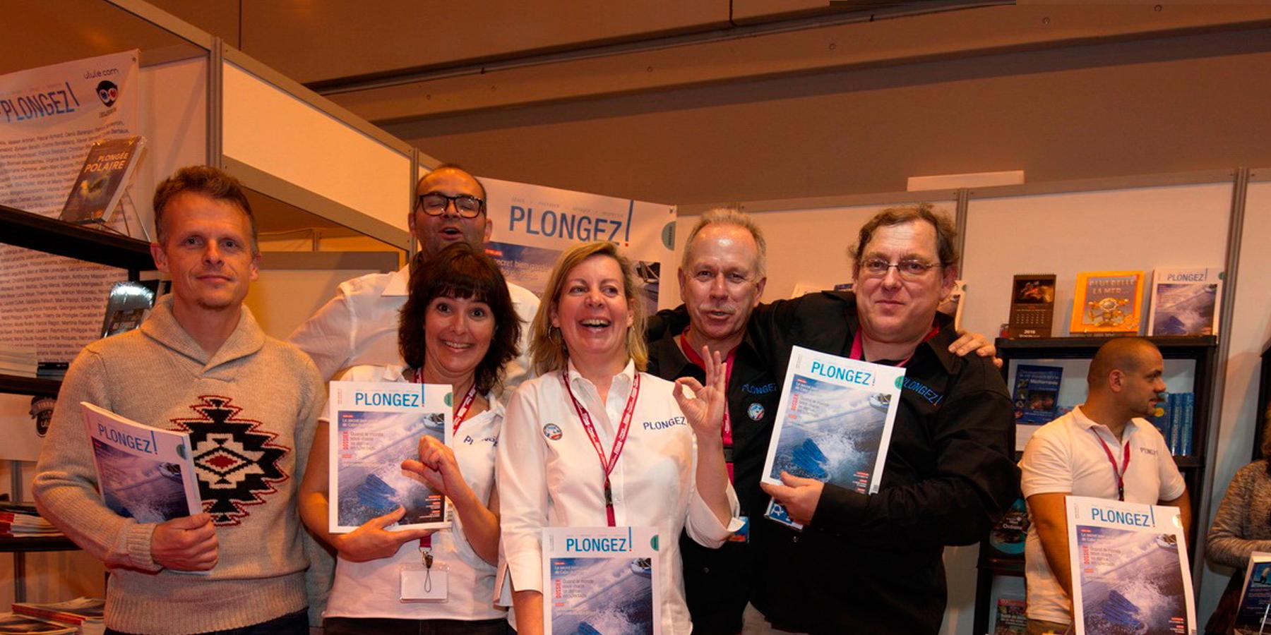 salonplongee1 - Plongez ! au 19è salon de la Plongée, du 6 au 9 janvier 2017 à Paris