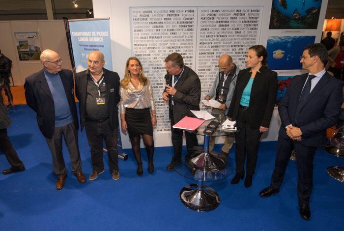 FFESSM Salon plongée 2017 D6457 700x470 - 20è festival de Montier-en-Der : les résultats