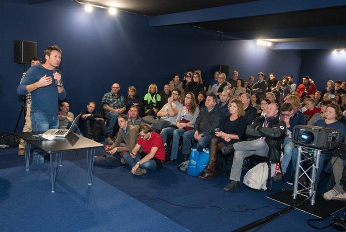 L. Ballesta Salon plongée 2017 D6411 700x470 - 20è festival de Montier-en-Der : les résultats