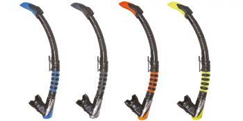 TUBA AQUALUNG ZEPHIR 350x175 - Un tuba flexible pour plus de confort en bouche
