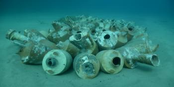 NP2 9259Nicolas Ponzone 350x175 - 150 amphores antiques immergées sur un sentier archéologique à Hyères