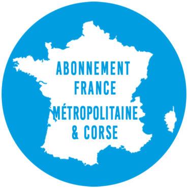 France métropolitaine & Corse