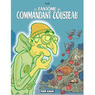 BD le Fantôme du commandant Cousteau