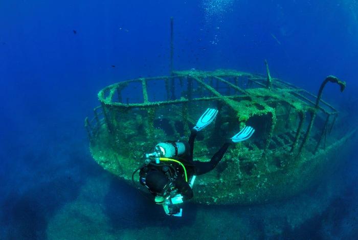 La Pacorella est très appréciée des plongeurs de tous niveaux ainsi que des photographes. © Nicolas Barraqué