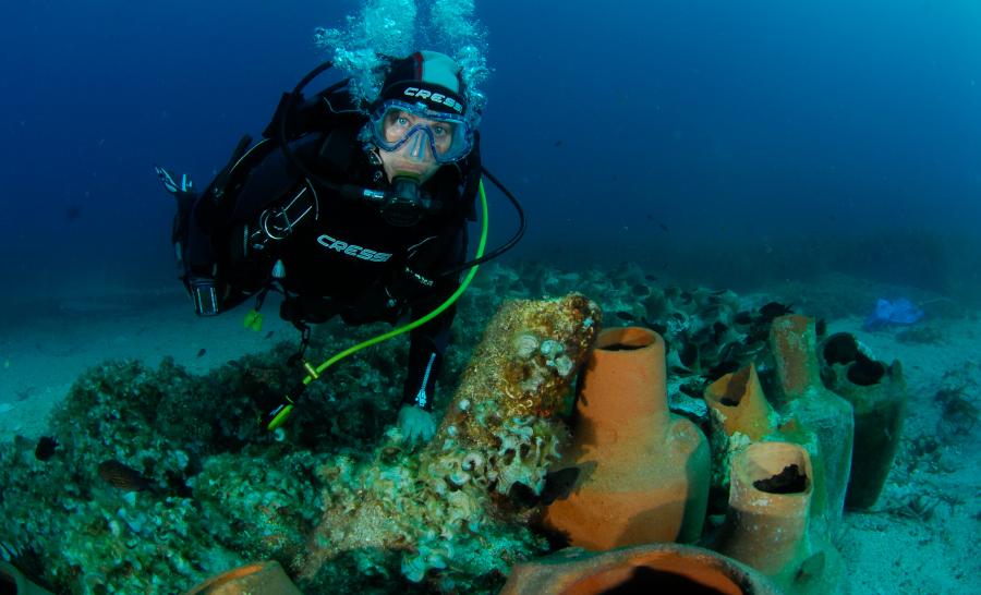 Découvrez le quotidien de plongeurs bénévoles. © Nicolas Barraqué