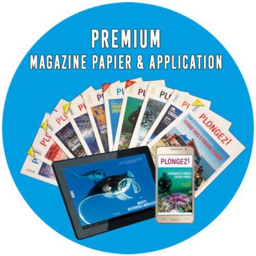 Premium (magazine papier + application numérique)