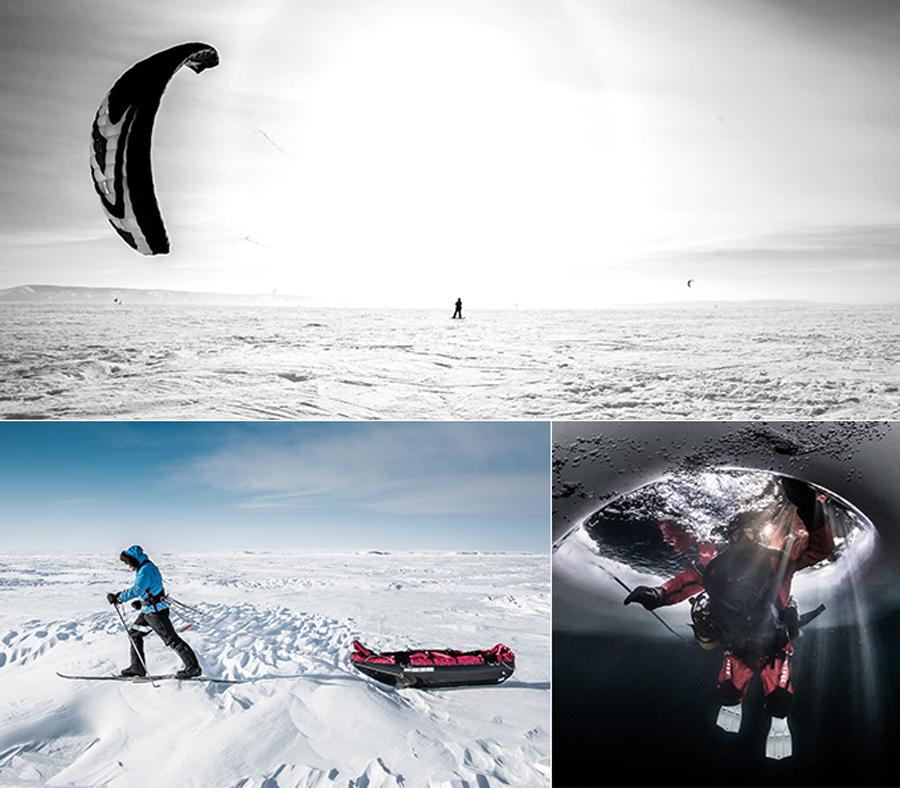 La montre ZRC accompagnera l'explorateur Alban Michon lors de sa prochaine expédition polaire.