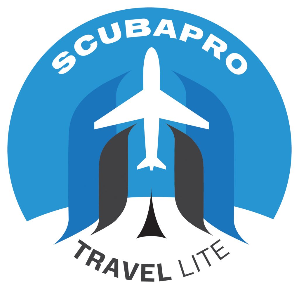 Logo Scubapro Travel Light