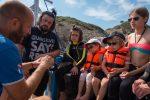 Un baptême de plongée mémorable pour Apollo, ambassadeur du Téléthon 2017