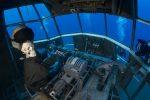 Jordanie : immersion d'un avion C 130 Hercules, nouveau récif artificiel en Mer Rouge