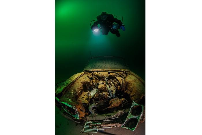 Huitième grand angle - eaux britanniques © Marcus Blatchford-UPY2018