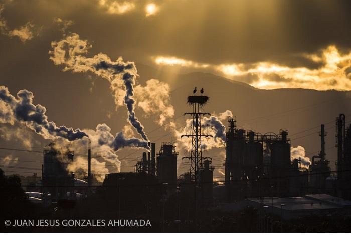 """Catégorie l'homme et la nature """"Un endroit pour vivre ?"""". © Juan Jesús Gonzales Ahumada."""