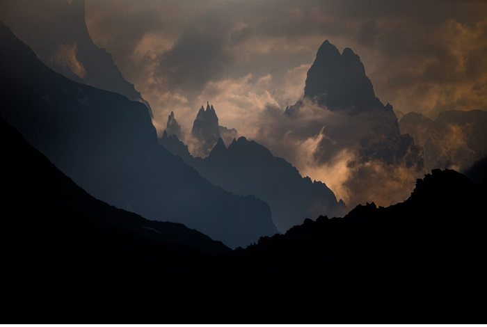 """Catégorie paysages naturels du monde """"Fantasmagorie"""". © Yannick Lenoir."""