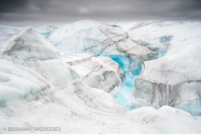 "Catégorie paysages naturels du monde ""Esquisse"". © Benjamin Orgogozo."