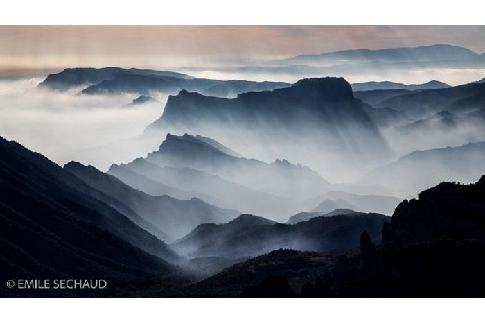 """Catégorie paysages naturels du monde """"Lignes"""". © Emile Sechaud."""