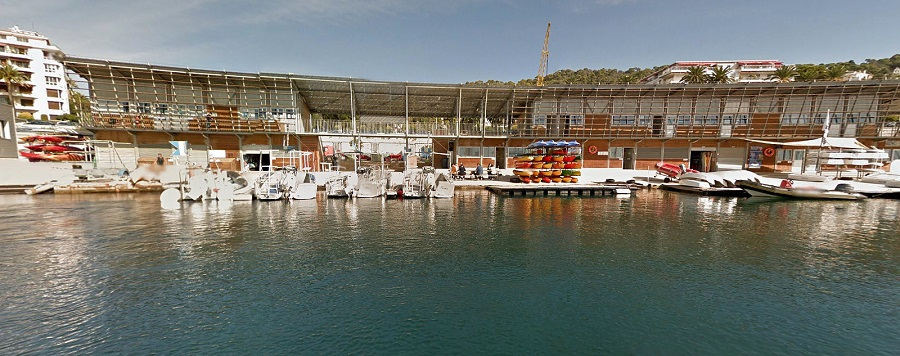 La base nautique de Nice accueillera les participants pour une série d'ateliers autour des thèmes de la prévention des accidents de plongée. © Carl Willem