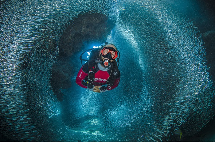 1er prix plongeur© Leena Roy