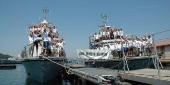 Objectif Atlantide : chasse au trésor naturaliste pour les jeunes en Méditerranée.