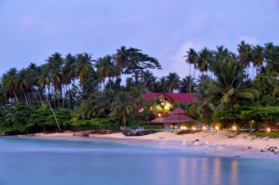 L'hôtel Pestana Ecuador à São Tome