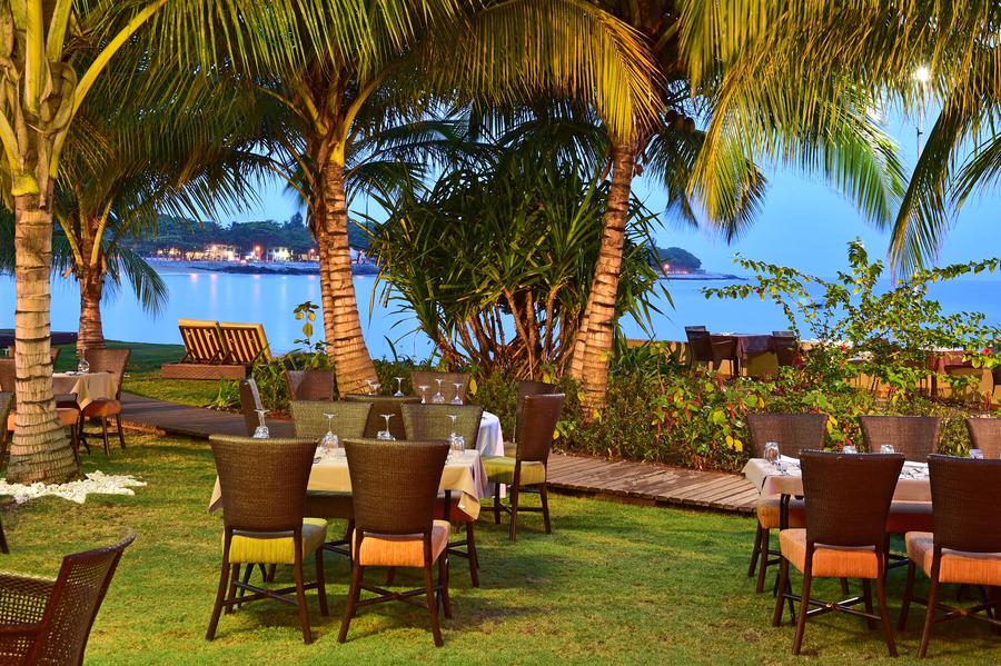 Restaurant de l'hôtel Pestana São Tomé