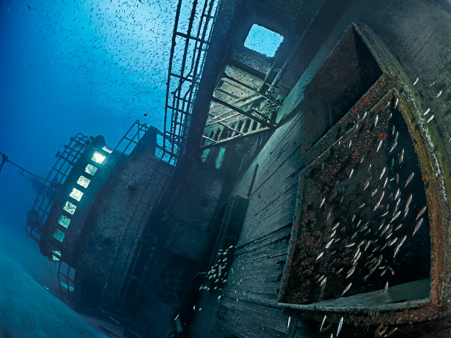 """Dead steel resurrection"", Île Maurice © Pier Mane / UPY2020"