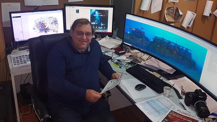 Nicola Barraqué, directeur de la publication