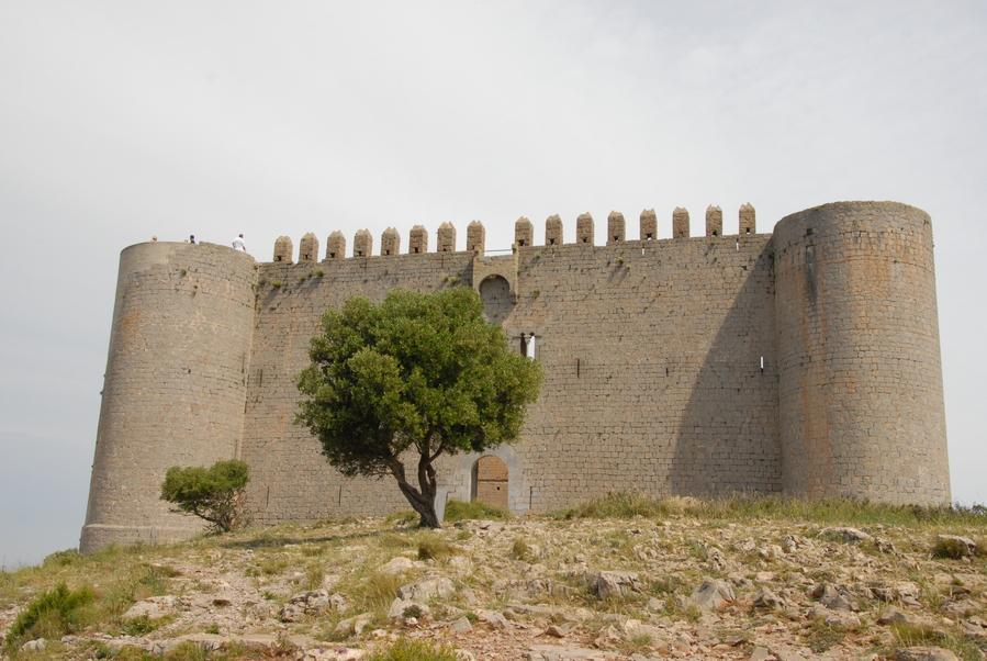 Château de Montgrí Estartit