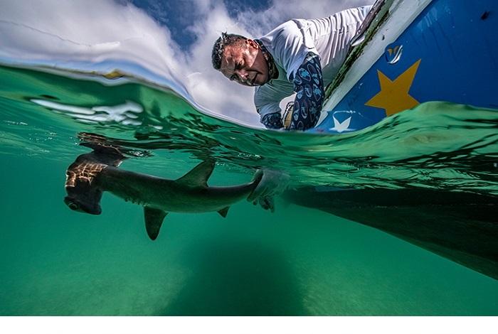 Premier prix préservation du milieu © Edwar Herreno