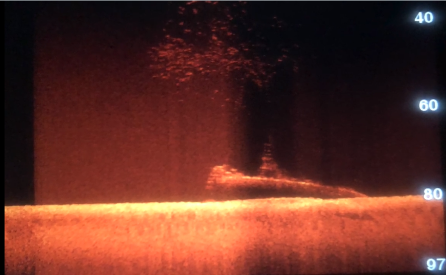 sonar sous-marin